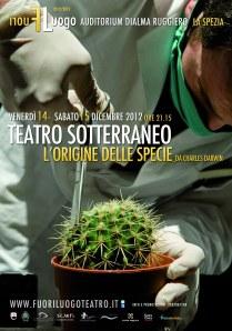 manifesto teatro sotterraneo